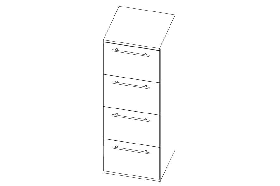 Mueble para archivo - AV-4