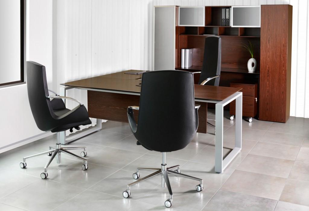 Escritorios para oficina escritorios ejecutivos en for Cotizacion muebles para oficina