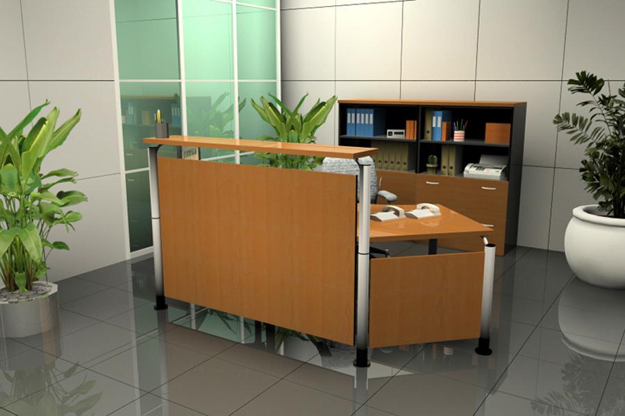Muebles para recepci n de oficina muebles para oficina for Muebles de oficina concepto