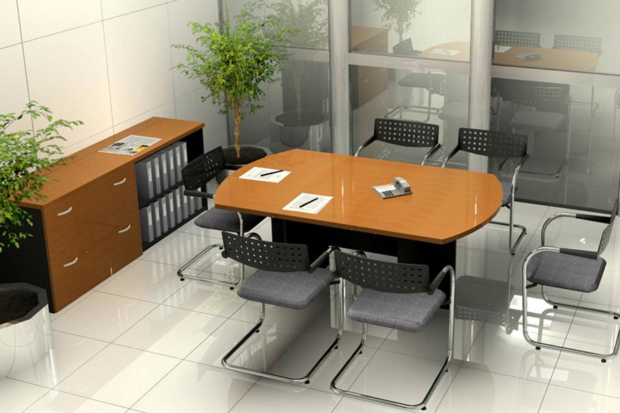 Sala de juntas - Antonella MS