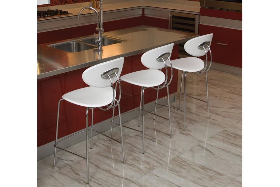 Bancos para barra cafeter a bar restaurante muebles for Muebles de oficina zona san martin