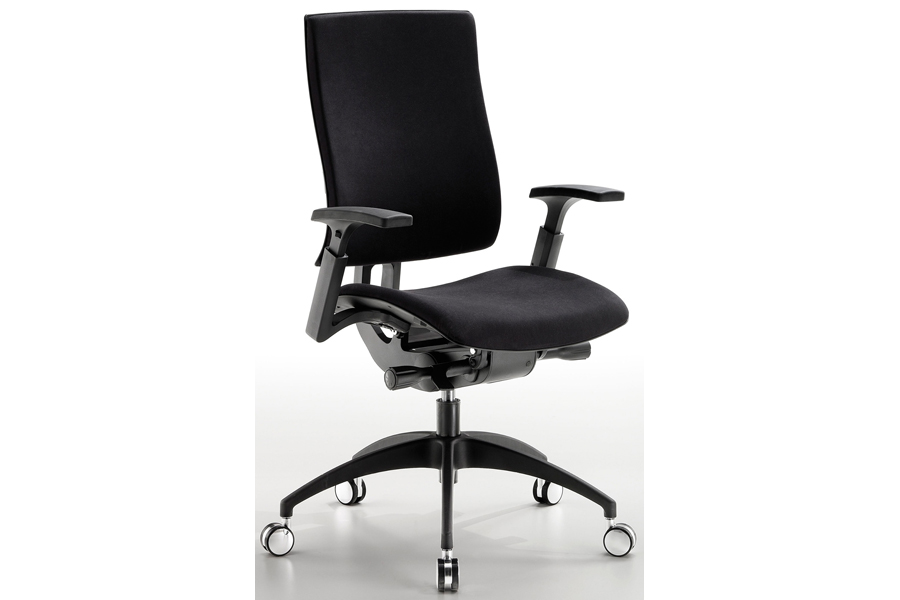 Sillón ejecutivo de oficina Skill - T