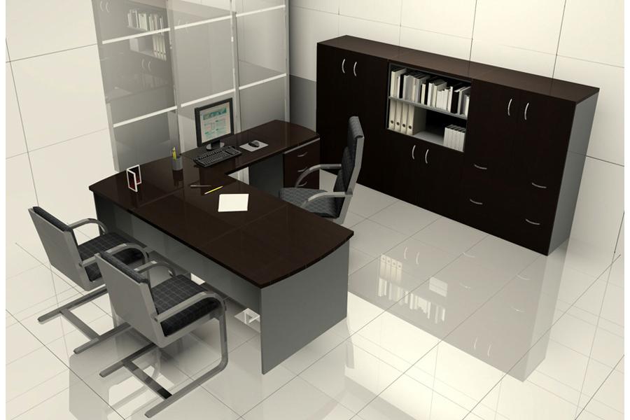 Escritorio Ejecutivo Galatea MS - VR2