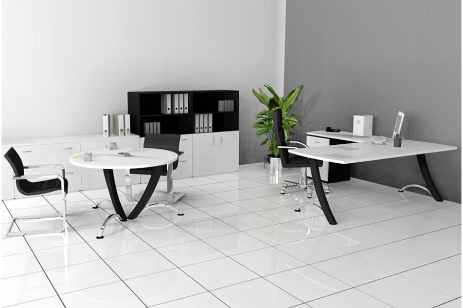 Escritorios para oficina escritorios ejecutivos en for Muebles de oficina concepto