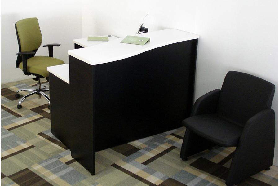 muebles para recepci n de oficina muebles para oficina