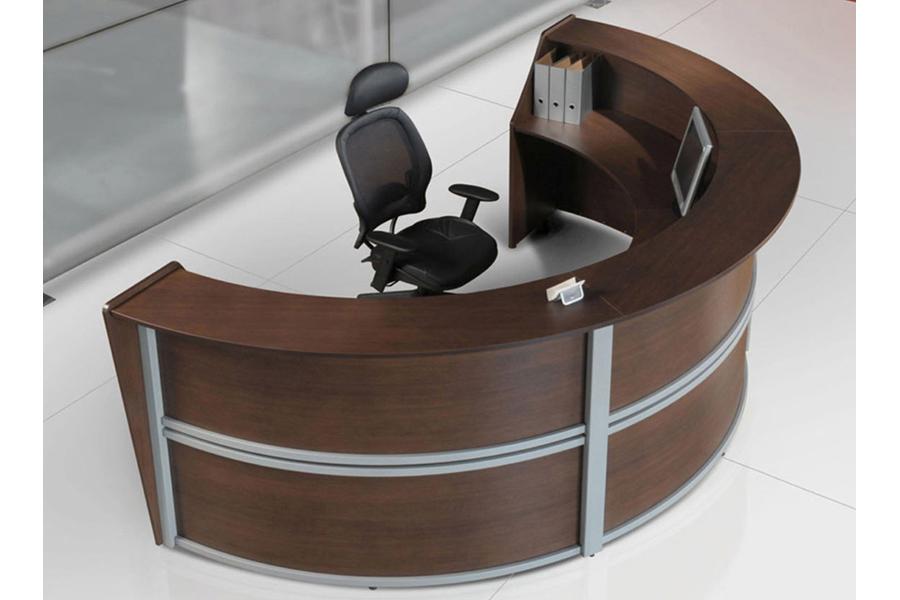 Muebles para recepci n de oficina muebles para oficina for Muebles para oficina mamparas