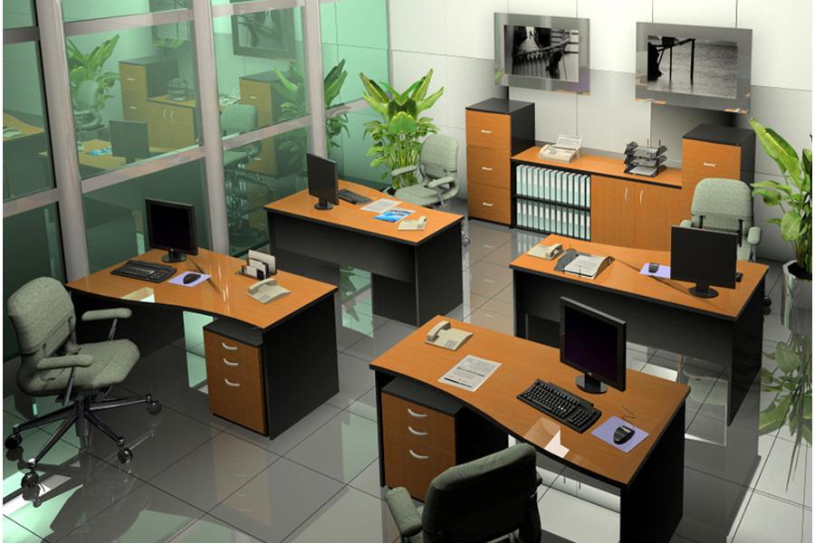 Escritorios modernos para oficina venta de escritorios en for Muebles de oficina concepto